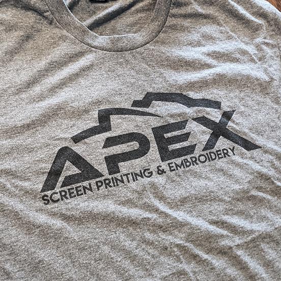 Apex screen printing